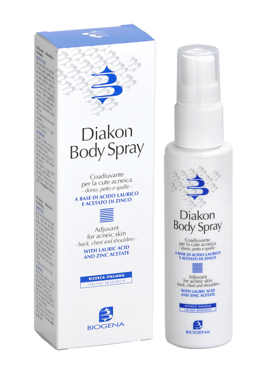 Diakon Body Spray - Biogena