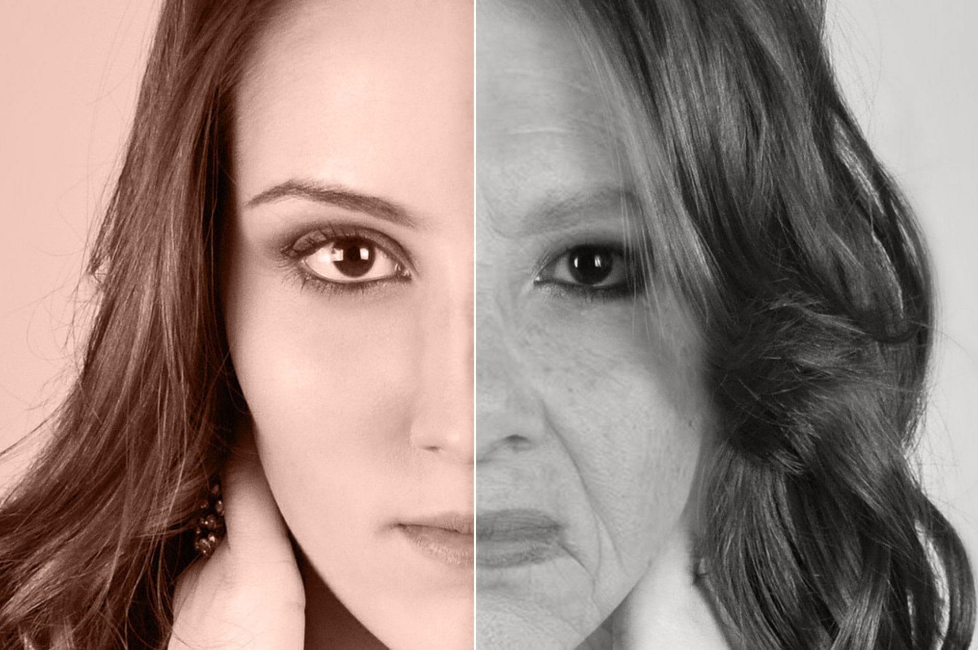 Invecchiamento cutaneo precoce